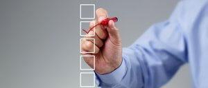 Checklist: o que você precisa conferir antes de enviar sua pesquisa de mercado