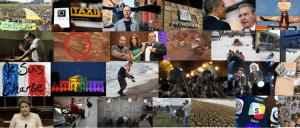 O ano em dados e gráficos: uma retrospectiva interativa de 2015