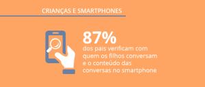 Pesquisa sobre smartphones: a relação dos pais e das crianças com smartphones no Brasil